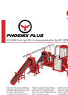 Copper Recovery - Model Phoenix Plus - Copper Wire Recycling Mini-Plant - Brochure