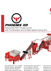Copper Recovery - Model Phoenix XD - Copper Wire Recycling Mini-Plant - Brochure