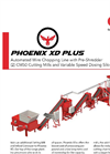 Copper Recovery - Model Phoenix XD Plus - Copper Wire Recycling Mini-Plant - Brochure
