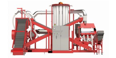 Copper Recovery - Model Phoenix - Copper Wire Recycling Machine - Mini-Plant