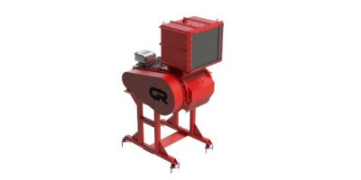 Copper Recovery - Model CM50-SA - Freestanding Mill