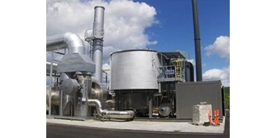 Ecopure - Model RL - Rotary Regenerative Thermal Oxidizers