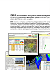 Environmental Management Information System Software (EMIS) Brochure