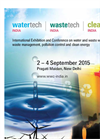 Watertech | Wastetech | Cleantech - India 2015 Brochure