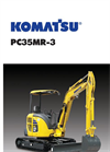 PC35MR-3 - Hydraulic Excavator Brochure