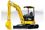 Komatsu - Model PC30MR-5 - Hydraulic Excavator