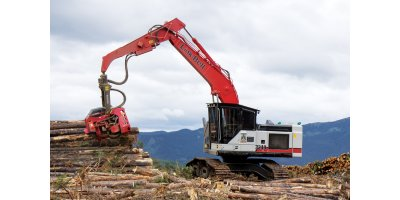 Link-Belt - Model 3240 PH - Forestry Excavators