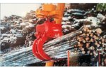 Mack Manufacturing - Self-Contained Low Profile Hydraulically Operated Log Grabs