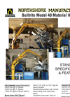 Model 40-SE - Stationary Electric Material Handler Brochure