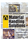 Model 80-SE - Stationary Electric Material Handler Brochure