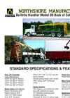 Model 88-TM - Truck Mounted Material Handler Brochure