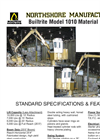 Model 1010-SE - Stationary Electric Material Handler - Brochure