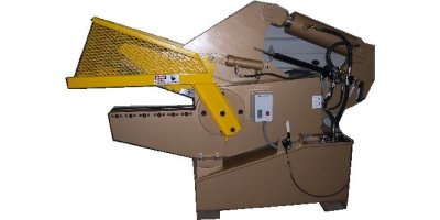 R.E.S. - Model 2500HD - Hydraulic Alligator Shear
