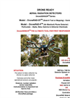 DroneRAD - Drone Ready Mobile Radiation Detector - Brochure