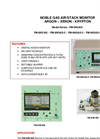 TA - Model FM-9NGAS Series - Noble Gas Air/Stack Monitor - Brochure
