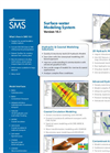 Surface-water Modeling System (SMS) Version 10.1 Brochure