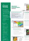 Watershed Modeling System (WMS) Version 8.2 Brochure