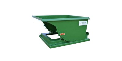 Rugged - Model 2T-3/16-SL-1/3 - Self Dumping Hoppers