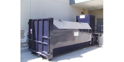 Tri-Pak - Model SPH-XWM Series - Wet Waste Compactor