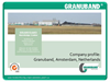Granuband Knowledge Center Presentation
