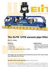 ELiTE vacuum pipe lifter 12TD-data sheet
