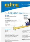 ELiTE - Lite Vacuum Pipe Lifter Brochure