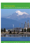 IHS Environmental Performance Solution Brochure