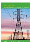IHS Energy & Carbon Solution Brochure