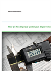 Whitepaper: How Do You Improve Continuous Improvement