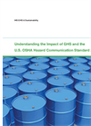 Whitepaper: Understanding the Impact of GHS and the US OSHA Hazard Communication Standard of 2012