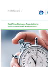 Real-Time Data as a Foundation to Drive Sustainability Performance Brochure
