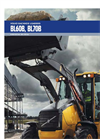 BL60B Volvo Backhoe Loader Brochure