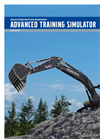 Advanced Training Simulators Brochure for Excavators