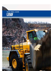 Model L350F - Large Wheel Loaders Brochure