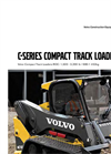 Model MCT135C - Compact Track Loaders Brochure