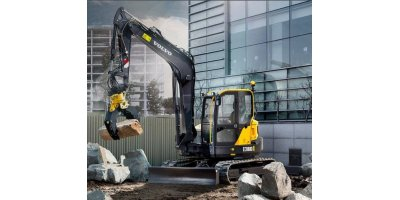 Model ECR88D - Short Swing Compact Excavators