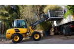 Volvo Construction Equipment - Model L20F Series - Compact Wheel Loader