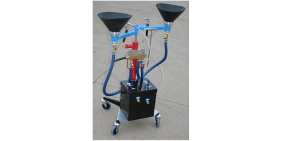 Vortex - De-Pollution Mobile Oil and Water Drainer