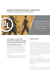 Wercs Professional Services - Brochure