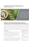 Substance Volume Tracking [SVT] - Brochure