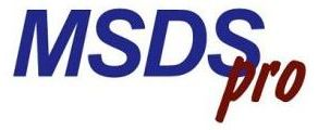 MSDSpro - The Leader in MSDS & Chemical Management
