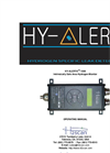 HY-ALERTA - Model 1600 - Intrinsically Safe Area Hydrogen Monitor Brochure