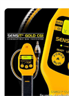SENSIT - Model GOLD CGI - Combustible Gas Indicator Brochure