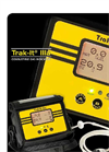 Trak-It - Model IIIa - Combustible Gas Indicator Brochure