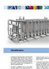 Ultrafiltration System - Brochure