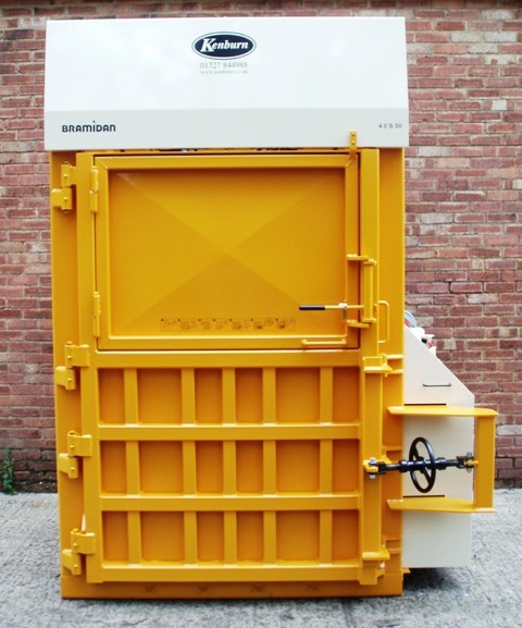 Refurbished Bramidan 4-0S(50) Baler