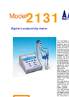 Model 2131 Digital Precision Conducivity Meter Brochure