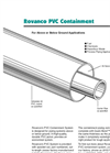 PVC Containment System - Brochure