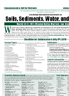 21st Annual International Conference on Soils, Sediments, Water, and Energy - Announcement & Call for Abstracts Brochure
