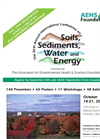 26th Annual International Conference on Soils, Sediment, Water and Energy - Preliminary Program Brochure